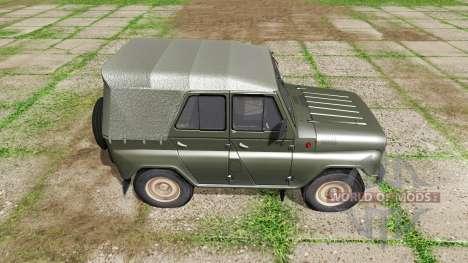 УАЗ 469 для Farming Simulator 2017