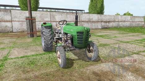 URSUS C-4011 v1.1 для Farming Simulator 2017