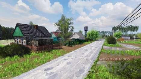 Vesiolava для Farming Simulator 2013