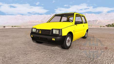 ВАЗ 1111 Ока для BeamNG Drive