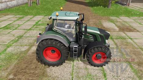 Fendt 939 Vario green для Farming Simulator 2017