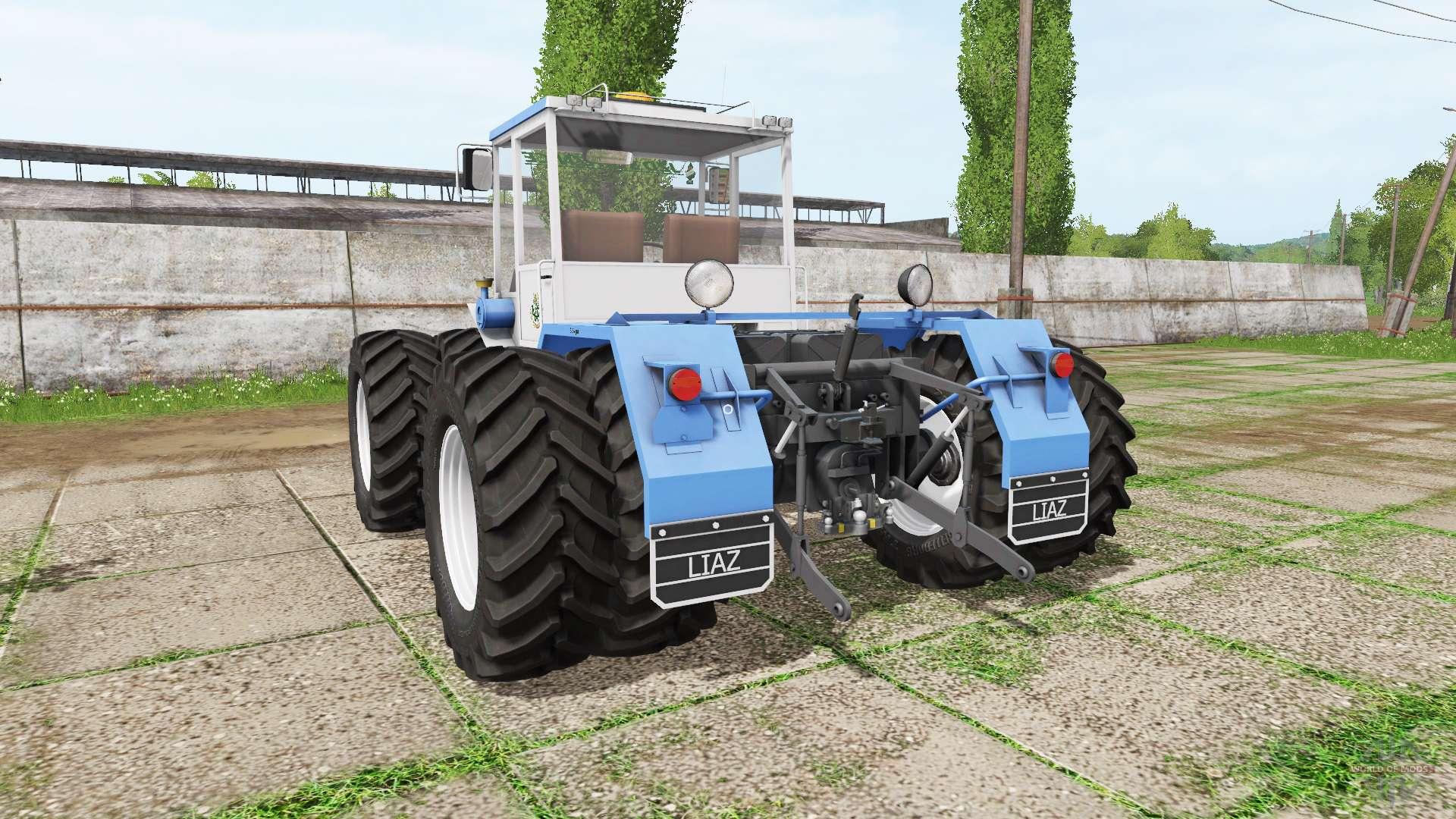 Мод трактор МТЗ MTZ 1221 для Фермер Симулятор 2017