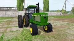 John Deere 4650 для Farming Simulator 2017