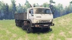 КамАЗ 6350 Мустанг
