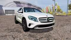 Mercedes-Benz GLA 220 CDI (X156)