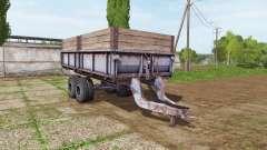 ПТС 9 v2.0 для Farming Simulator 2017