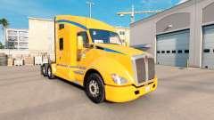 Скин AutoLineas America на тягач Kenworth T680