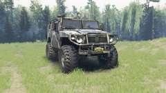 ГАЗ 2330 Тигр
