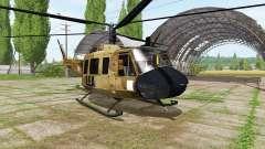 Bell UH-1D skycrane