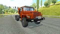 Урал 43202 v3.5