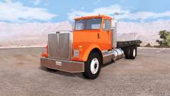 Gavril T-Series rollback flatbed tow truck