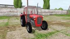 IMT 539 DeLuxe v1.1 для Farming Simulator 2017