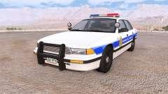 Gavril Grand Marshall honolulu police для BeamNG Drive
