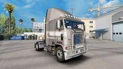 Скин First class metallic на Freightliner FLB