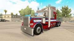 Скин 806 Trucking на тягач Peterbilt 389