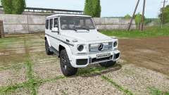 Mercedes-Benz G65 AMG multicolor v1.3