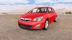 Opel Astra (J) для BeamNG Drive