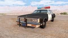 Oldsmobile Delta 88 cop pack v1.5.1 для BeamNG Drive