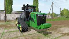 John Deere 9460RT для Farming Simulator 2017
