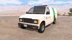 Gavril H-Series border patrol для BeamNG Drive