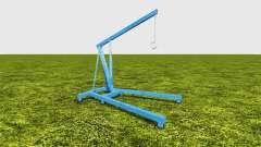 Hoisting crane для Farming Simulator 2017