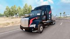 Скин M.and.A Trucking на тягач Peterbilt 579
