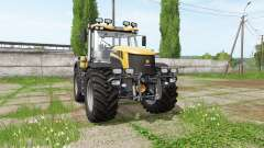 JCB Fastrac 3230 Xtra v2.6 для Farming Simulator 2017