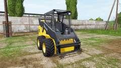 John Deere 320E для Farming Simulator 2017