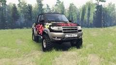 УАЗ 23632