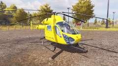 McDonnell Douglas MD900 для Farming Simulator 2013