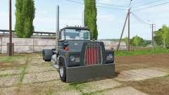 Mack R600 long v1.1 для Farming Simulator 2017