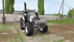 Valtra T234 forestry для Farming Simulator 2017