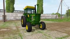 John Deere 4520 для Farming Simulator 2017