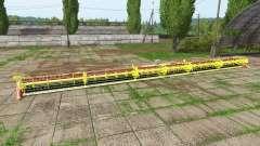 Case IH 3162 Draper 90FT для Farming Simulator 2017