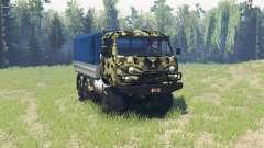 УАЗ 33036 6x6 для Spin Tires