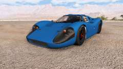 Ford GT40 (MkIV) для BeamNG Drive