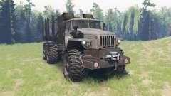 Урал 4320-10 Тунгус v3.1