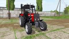 МТЗ 820 Беларус для Farming Simulator 2017