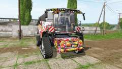 New Holland CR10.90 StickerBomb для Farming Simulator 2017