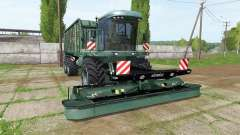 Krone BiG L 500 Camo v1.0.0.1 для Farming Simulator 2017