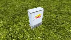 Electro box для Farming Simulator 2017