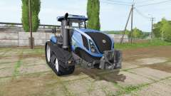 New Holland T7.315 TerraTrac v1.15 для Farming Simulator 2017