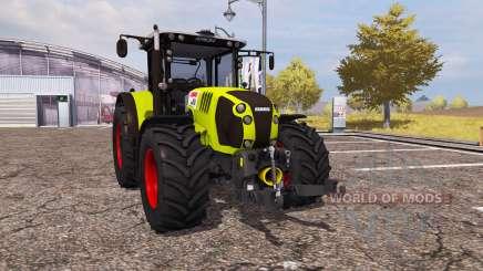 CLAAS Arion 620 v1.7 для Farming Simulator 2013