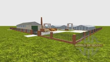 Horticultural corps для Farming Simulator 2015