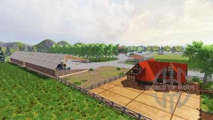 Farm Gerlach v1.1 для Farming Simulator 2013