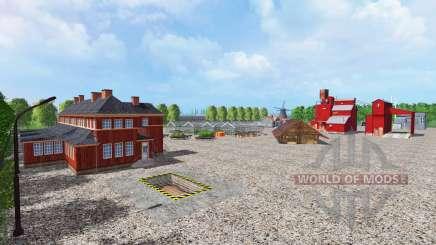Region Of Texas v1.2 для Farming Simulator 2015