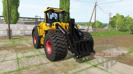 Volvo L220H v4.0 для Farming Simulator 2017