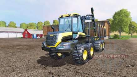 PONSSE Buffalo v2.0 для Farming Simulator 2015