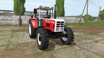 Steyr 8130A Turbo SK2 v2.5 для Farming Simulator 2017
