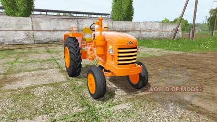 Renault D22 для Farming Simulator 2017